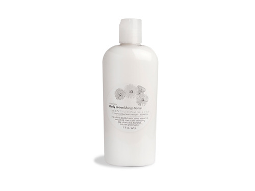 Mango Sorbet Lotion 8 oz bottle