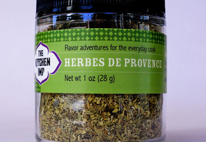 Display herbes de provence