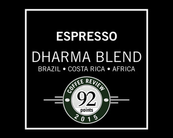 Market card temple coffee dharma espresso blend3