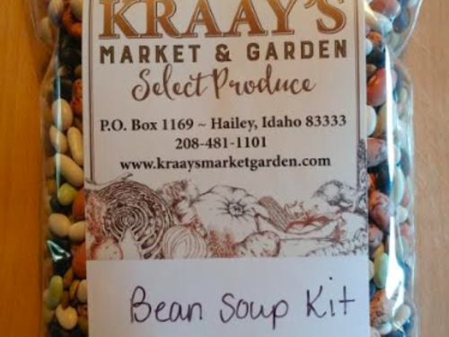 Dried Bean Soup Kit with Recipe