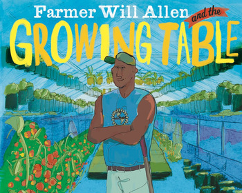 Market card farmer will allen and the growing table  paperback