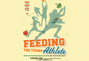 Display feeding the young athlete