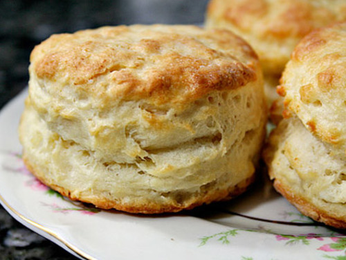From Scratch Buttermilk Biscuits - One Dozen (Frozen)