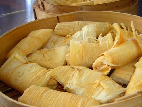 Fresh Traditional Tamales