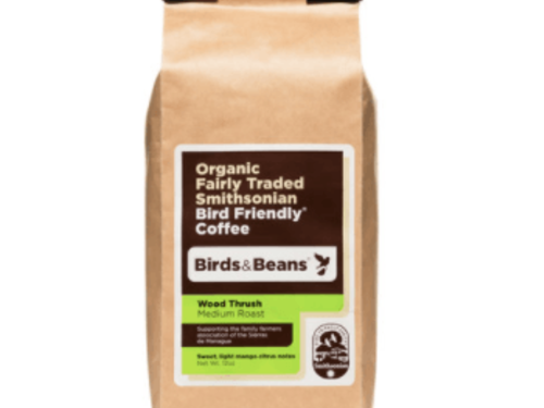 Wood Thrush Medium Roast - 12oz