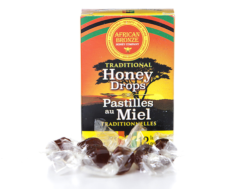 African Bronze Traditional Honey Drops *Organic*