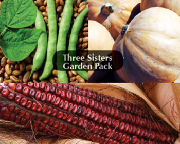 Market card three sisters garden package med