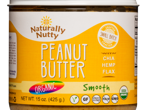 Organic Peanut Butter - Smooth