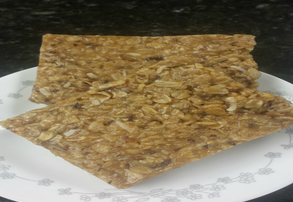 Display 5 pack gf granola bars