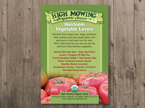 Heirloom Veggie Gift Box