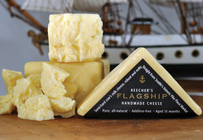 Display beecher s flagship cheese