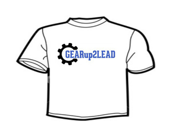 Market card gearup2lead t shirt