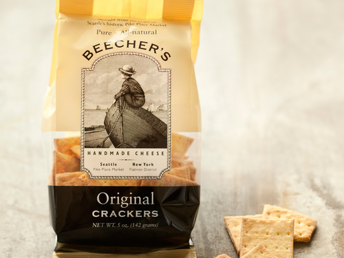 Beecher's Original Crackers